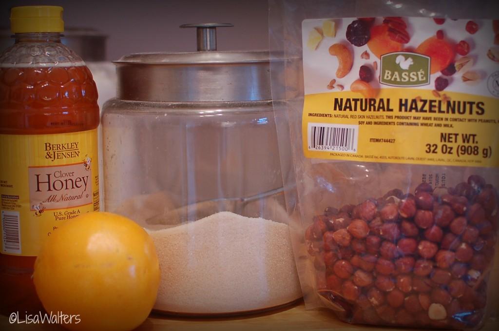 honey ingredients