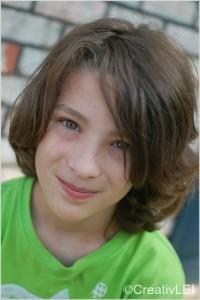 Evan 7th grade