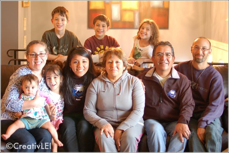 YMI Peru 2013 visit