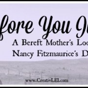 Before You Judge, Nancy Fitzmaurice Death by CreativLEI.com