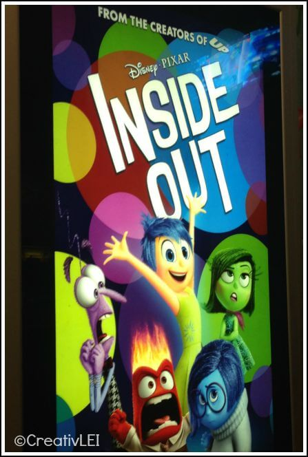 Watching Inside out and Big Hero 6 to help my children process through their own grief