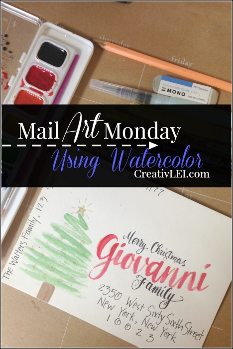 Turn Any Mail into #HappyMail {#MailArtMonday}