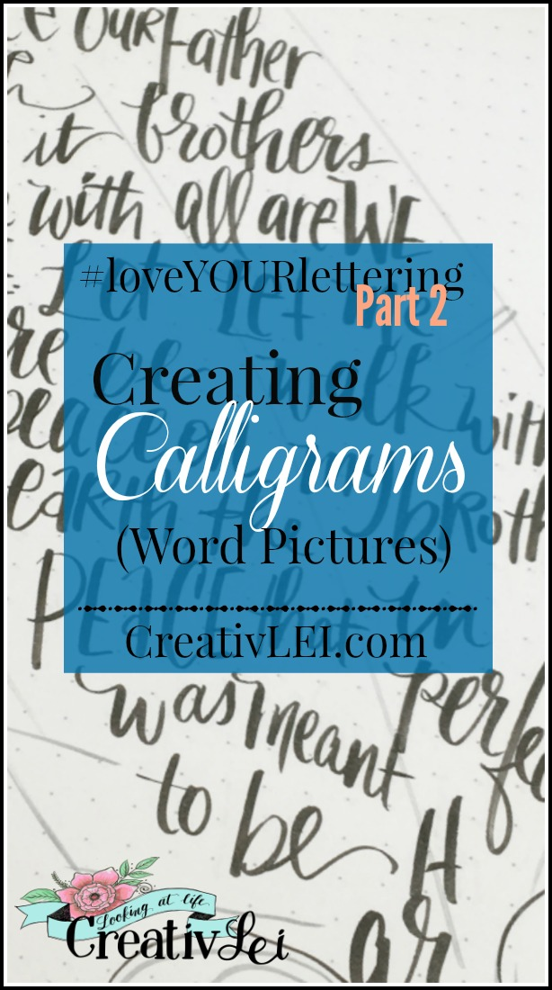 creating-calligrams-pictures-made-out-of-words-loveyourlettering-part-2-with-creativlei-com