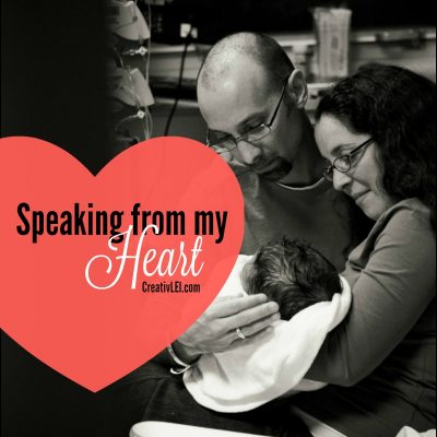 Speaking: From the Heart of a Grieving Mom